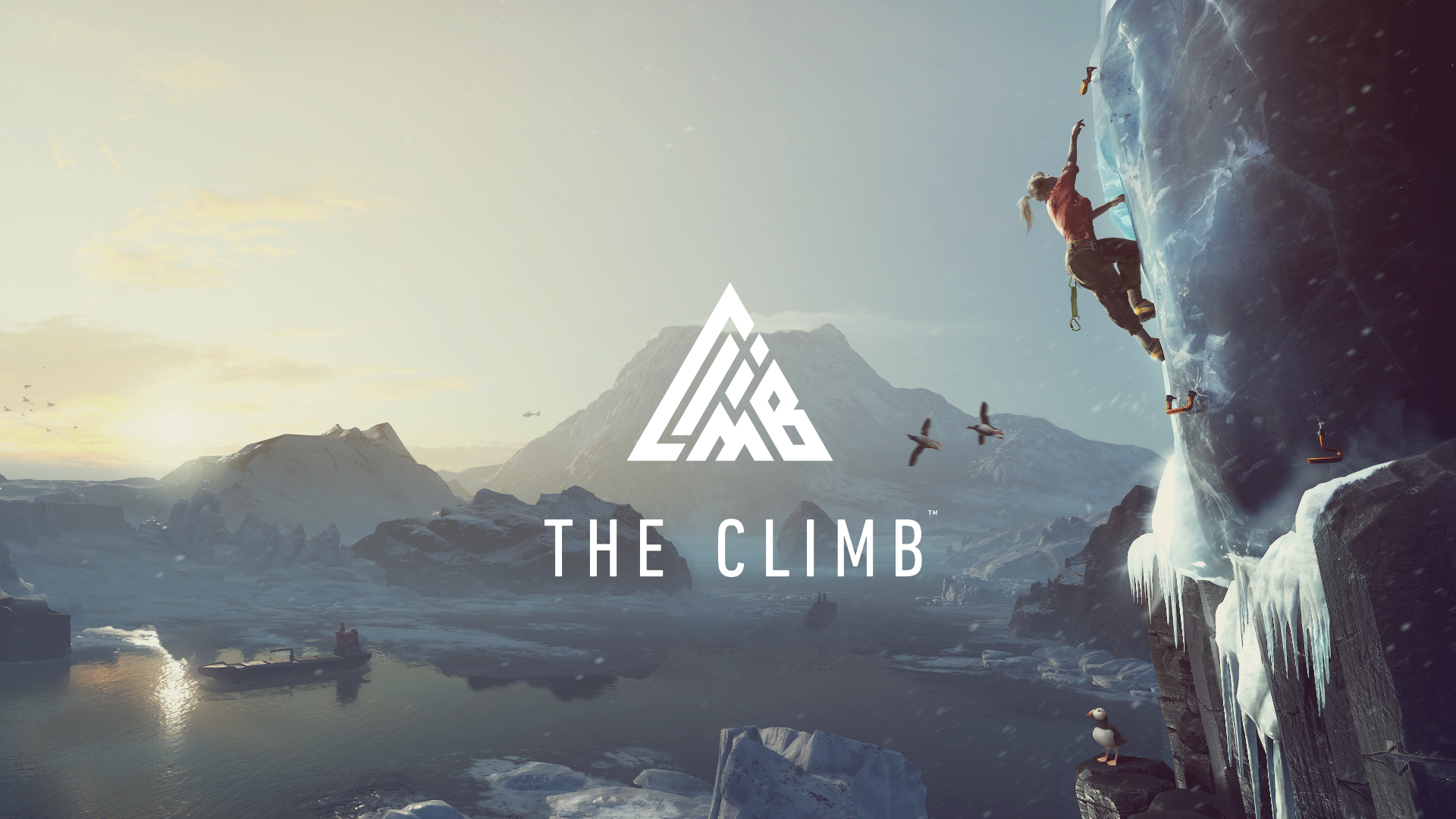 Crytek - The Climb additional music and trailer