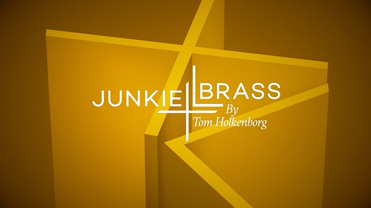 Orchestral Tools - Demo for Junkie XL Brass