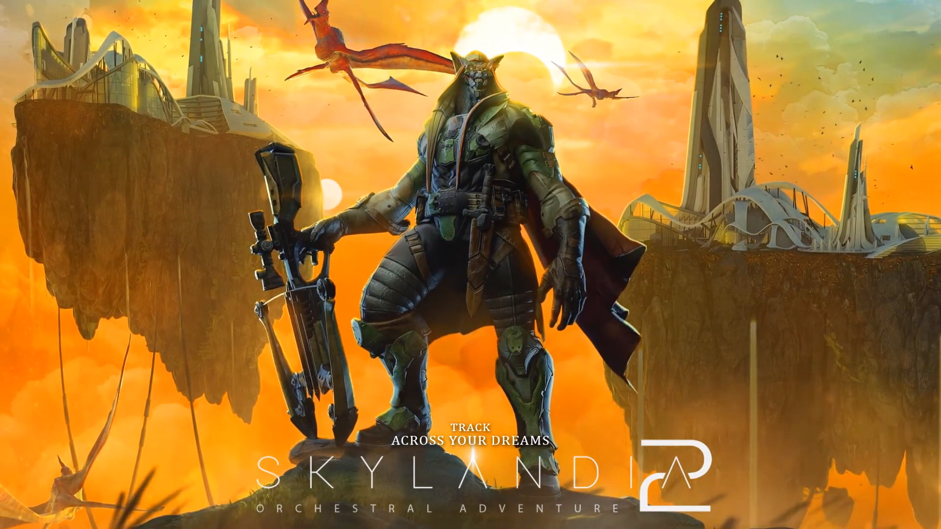 Jolt Trailer Music/BMG Production Music - Music for album Skylandia 2